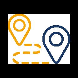 organizacion ruta
